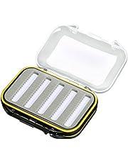 Caja de trastos - MAXIMUMCATCH Impermeable Caja de almacenamiento del gancho del cebo senuelo de pesca