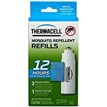 Thermacell Mosquito Repellent Refill Packs for Repellers, Torches, and Lanterns   Multiple Options