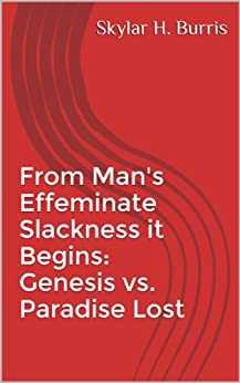 Buy custom Genesis Vs. Paradise Lost (Book Nine)