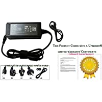 UpBright NEW Global AC / DC Adapter For WORX WG775 WG782 WG783 WG784 WG 775 WG 782 WG 783 WG 784 LawnMower Cordless Lawn Mower Power Supply Cord Cable PS Battery Charger Mains PSU