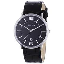 Bering Time Men's Slim Watch 11139-409 Classic