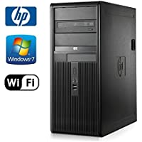 Business Computer! HP DC7800 MicroTower Desktop - Intel Core 2 Duo 3.0GHz, New 1TB HDD, 8GB RAM, Windows 7 Pro 64-Bit, WiFi, DVD-RW (Prepared by ReCircuit)