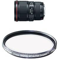 Canon EF 16-35mm f/4L IS USM Lens Filter Bundle