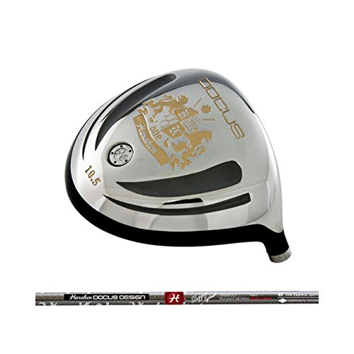 ドゥーカス DOCUS DCD701G 銀 メンズ ゴルフ クラブ ドライバー DOCUS Longbow 装着モデル SR 9.5度