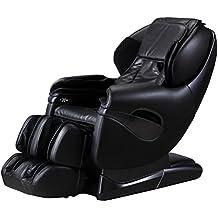 Osaki TP8500A Model TP-8500 Massage Chair, Black, L-Track Massage Function, Zero Gravity Position, Massage Track, Massage Technique, Air Massage, Foot Massage, Computer Body Scan