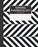 Nursing Pharmacology Notebook: Blank Medication