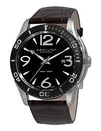 Hamilton Men's H37715535 Seaview 1000 Black Dial Watch