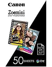 Canon Zoemini ZINK fotopapper, 50 ark