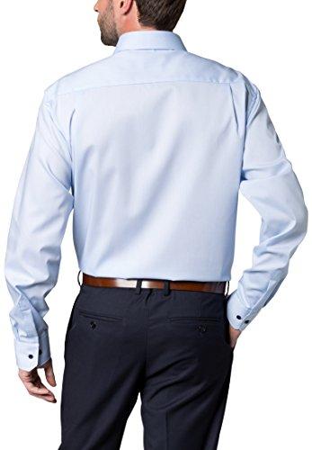 ETERNA Langarm Hemd COMFORT FIT Pinpoint unifarben