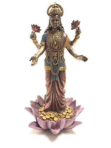 lakshmi-hindu-goddess-on-lotus-statue-sculpture