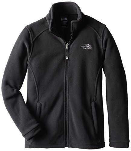 Girls Lil' Rdt Fleece Jacket Style: A6ZL-JK3 Size: S (TNF BLACK )
