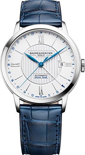 Baume-et-Mercier-Classima-Core-Automatic-Dual-Time-Mens-Watch-M0A10272