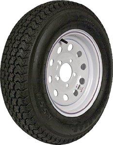 Loadstar Tires 3S630 st205/75d15 b/5h mod wh w/str
