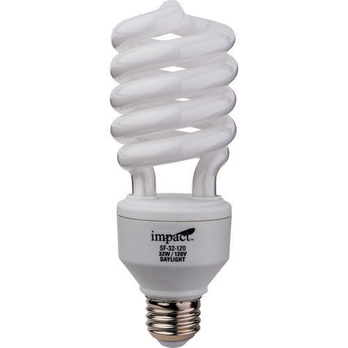 Impact Spiral Fluorescent Lamp (32W/120V) SF32120