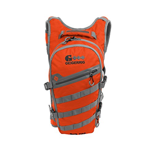 (Geigerrig Pressurized Hydration Pack - Rig 700M - Orange)