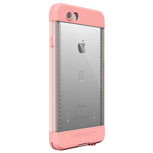 watch bb1ed bd268 Lifeproof NÜÜD SERIES iPhone 6s Plus ONLY Waterproof Case - Retail  Packaging - FIRST LIGHT (PINK JELLYFISH/CLEAR/SEASHELLS PINK)