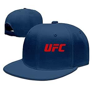 Hittings UFC Red Logo Unisex Cool Snapback Hat Vintage Marina ...