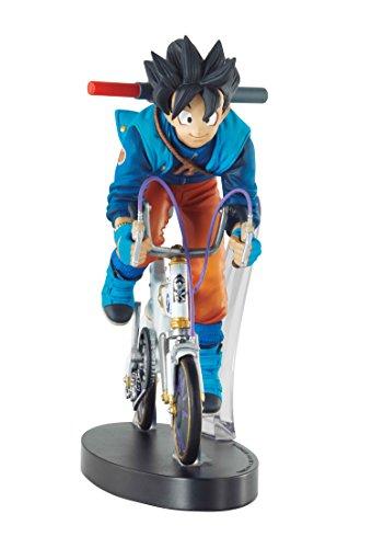 412 1wYGdzL - Megahouse Dragon Ball Z: Son Goku Real McCoy 02 Desktop Statue F Edition