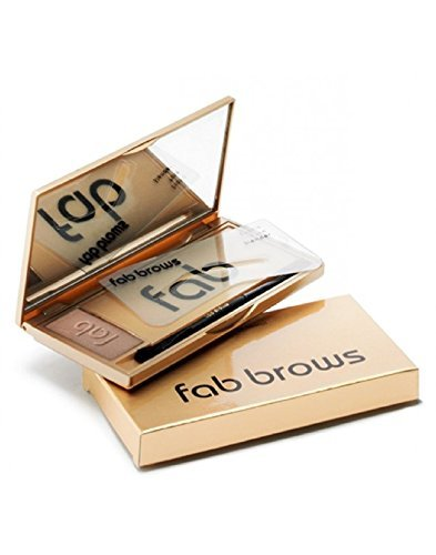 FAB Brows Kit Perfect Look of Eyebrows in a Second Color ...