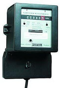 Stromzähler mit Zwischenstecker: Amazon.de: Baumarkt