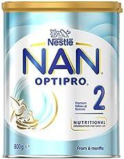 NESTLE NAN OPTIPRO 2, Follow-On Formula 6-12 Months Powder, 800g