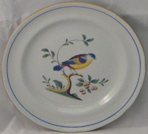 Spode Queens Bird (Y4973 Older) Bread & Butter Plate