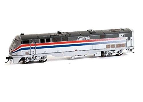 Athearn Ho Body (Athearn ATH88834 HO RTR AMD103/P40, Amtrak/Phase III # 821)