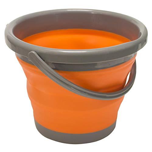 UST 20-02078-08 FlexWare Bucket, 1.3 Gallon, Orange