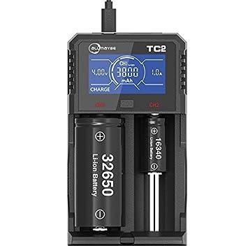 Amazon.com: ALLMAYBE Cargador de batería universal Speedy ...