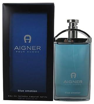 authentisch Qualitätsprodukte großer Lagerverkauf Blue Emotion Etienne Aigner 100 ml Eau de Toilette: Amazon ...