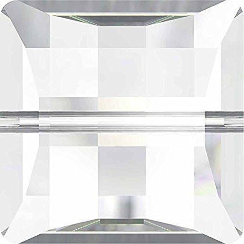 5624 Swarovski Crystal Beads Stairway | Crystal | 14mm - Pack of 72 (Wholesale) | Small & Wholesale Packs 14 Mm Stairway Bead