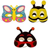 929669de892b Bug Tattoos - Fun Spring Party Bag Filler Loot Gifts for Kids (Pack ...