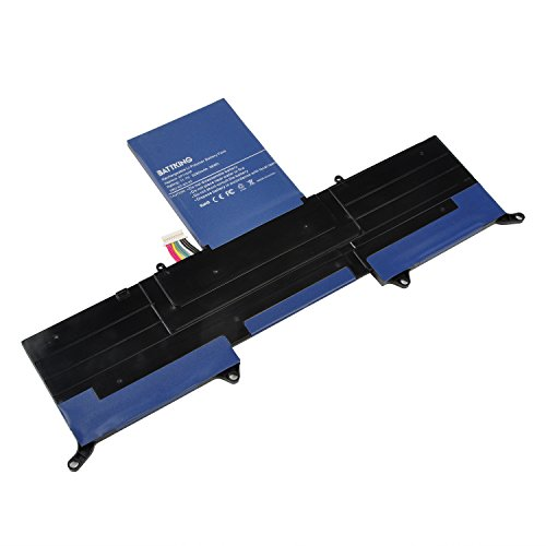 BATTKING New Replacement Laptop Battery for Acer Aspire S3 Ultrabook 13.3 S3-951-6646, Fits for 3ICP5/65/88[Li-Polymer 11.1V 3280mAh]-18 Months Warranty (Ac-S3)