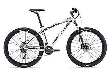 73e0df89aeb Giant Talon 27.5 1 Sports Bicycle (White, Large) Mountain/Hardtail Cycle