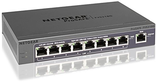 8 Port Firewall Router - 3