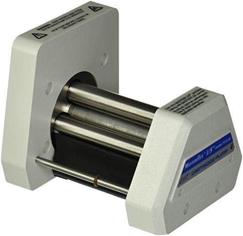 COLE-PARMER INSTRUMENT 7519-06 Masterflex L/S Cartridge Pump Head, 8-Channel, 4-Roller, 0.074 to 1400 mL/minute Flow Rate