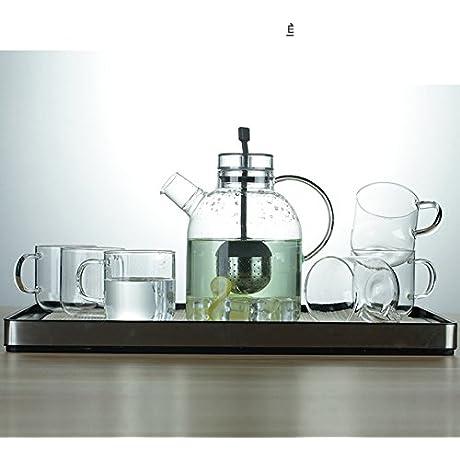 Heat Resistant Glass Teapot Bulk Tea Pot Tea D
