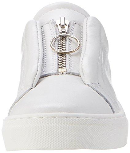 Scarpe velvet Cupsole Ginnastica Shoe White Biz Bianco Da Donna Basse Zip qp1xwg