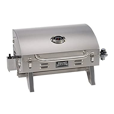 205 Stainless Steel Tabletop LP Gas Grill