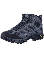 Merrell Men's Moab 2 Mid Wp Hiking Boot