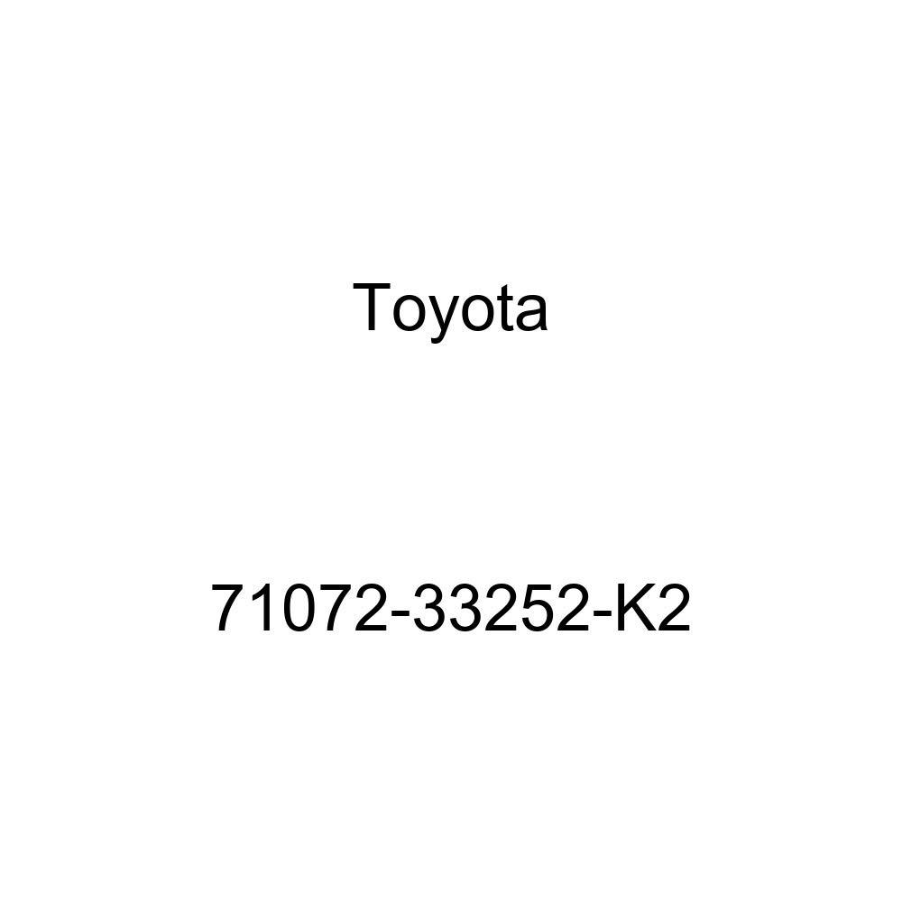 TOYOTA Genuine 71072-33252-K2 Seat Cushion Cover
