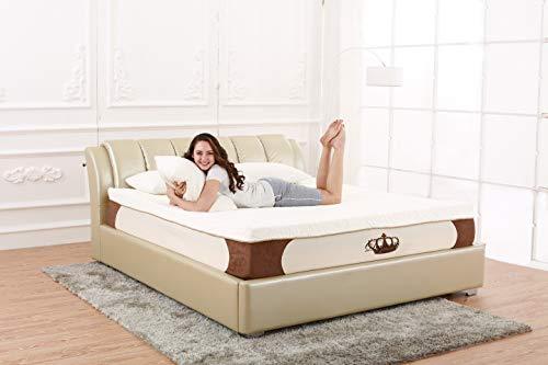 DynastyMattress New Cool Breeze 12-Inch Gel Memory Foam Matt