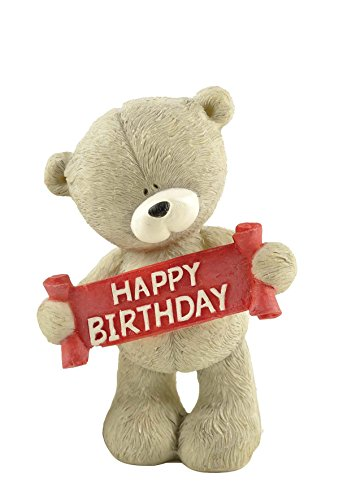 Birthday Bear Collection - ENNAS Best Birthday Gifts for Her Bear Figurine Collection Tabletop