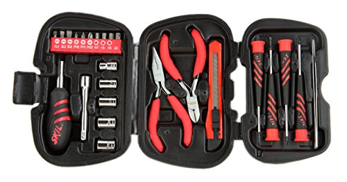 SKIL 010-018-SKL Mini Tool Set, 25-Piece