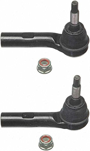 Prime Choice Auto Parts TRK3049-50PR Set of 2 Premium Outer Tie Rod Ends
