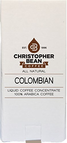 Colombian 70:1 High Yield Liquid Coffee Concentrate 1 - 64oz. Bag In Box (64 Ounce Box)