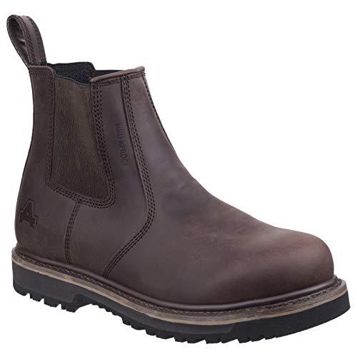 (Amblers Mens Carlisle Dealer Boot (11 US) (Brown) )