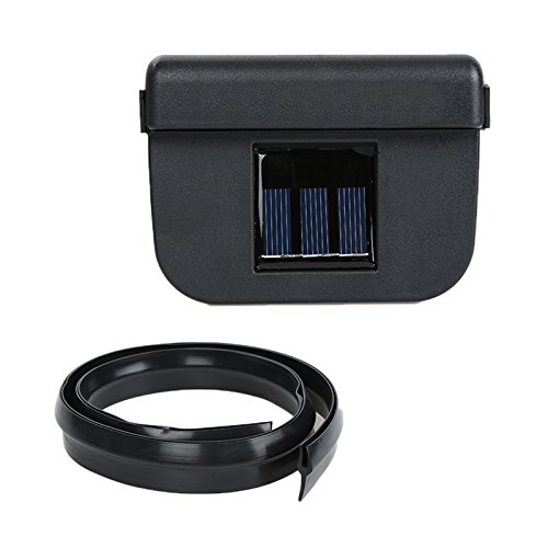 Amazon com: Auto Cool Ventilation System Solar Sun Powered