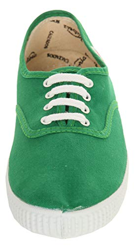 Vert Fille Baskets 6613 Mode Victoria TAISX