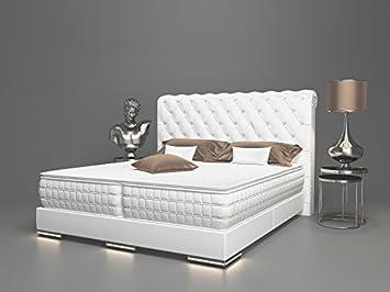 Hg Royal Estates Gmbh Roma Boxspringbett Mit Bettkasten Designer